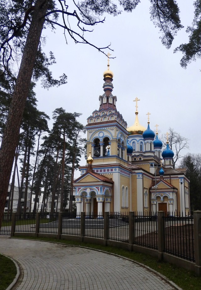 Russian Orthodox Church, Majori, Latvia