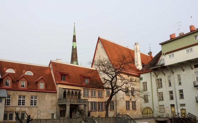 Tallinn Architecture