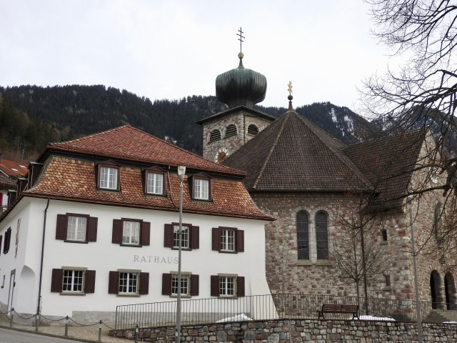 Triesenberg Church & Town Hall
