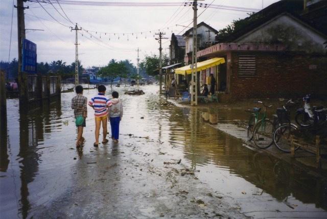 Hoi An, Vietnam, 1998 Floods