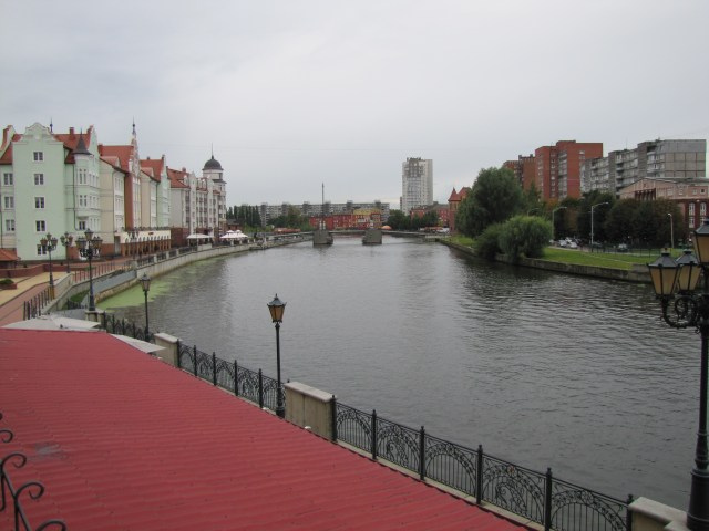 Fish Village, Kaliningrad