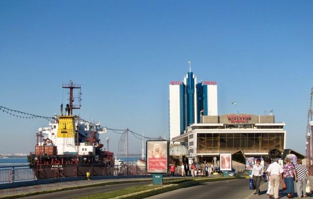 Odessa Port & Hotel