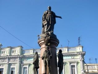 Odessa Statue 2