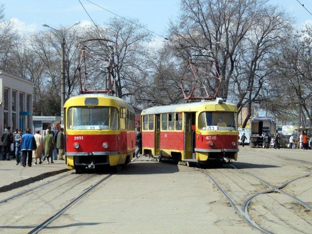 Odessa Trams