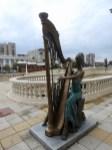 Skopje Statues
