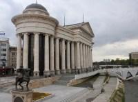 Skopje Building