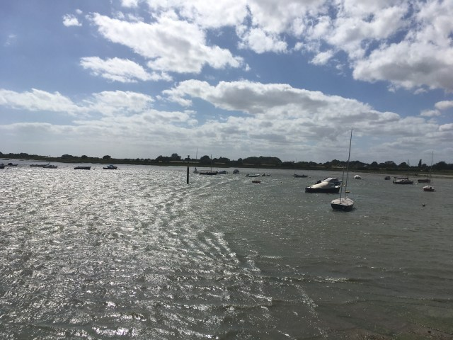 Bosham Harbour, West Sussex, UK