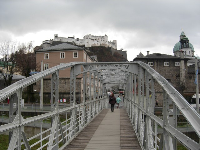 Bridge, Salzburg