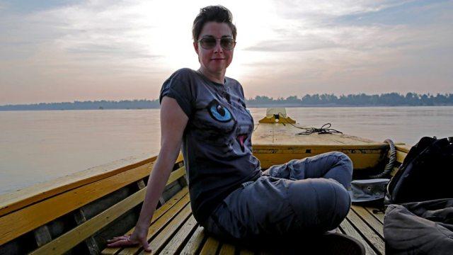 Sue Perkins, Mekong