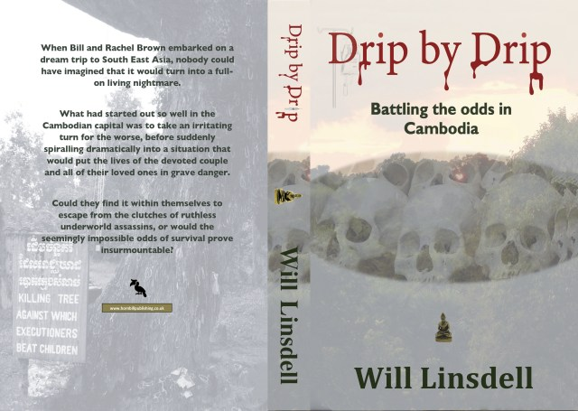 Drip by Drip Cover