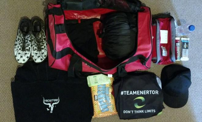 OCR kit bag