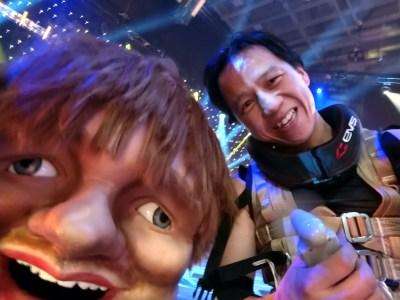Ed and me
