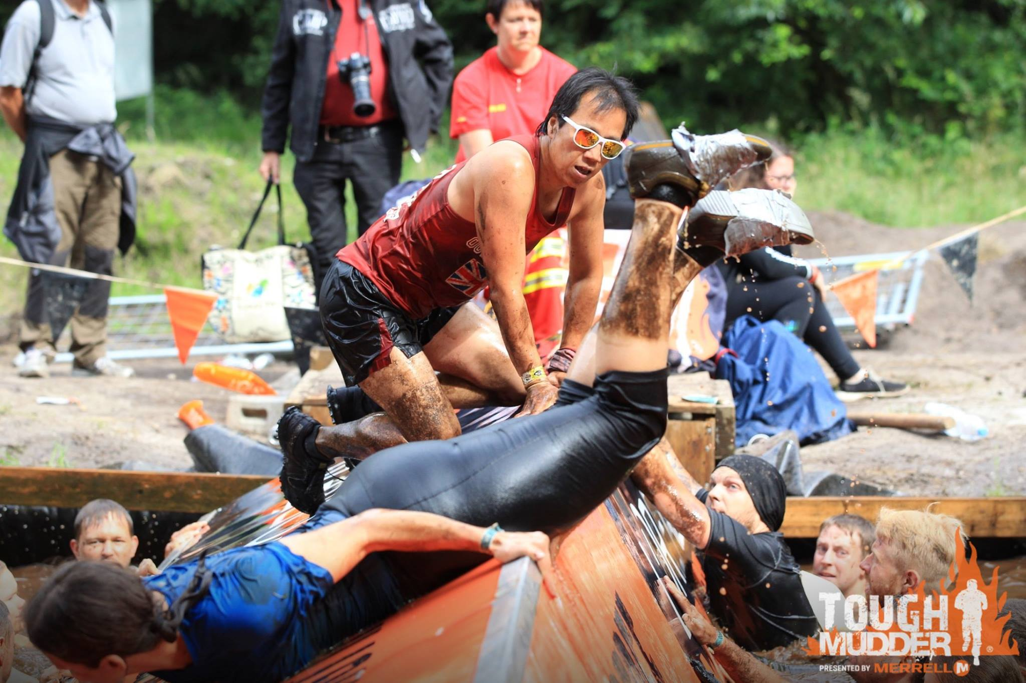 Tough Mudder North Germany BlockNess 2