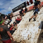 Tough Mudder Yorkshire Pyramid Scheme