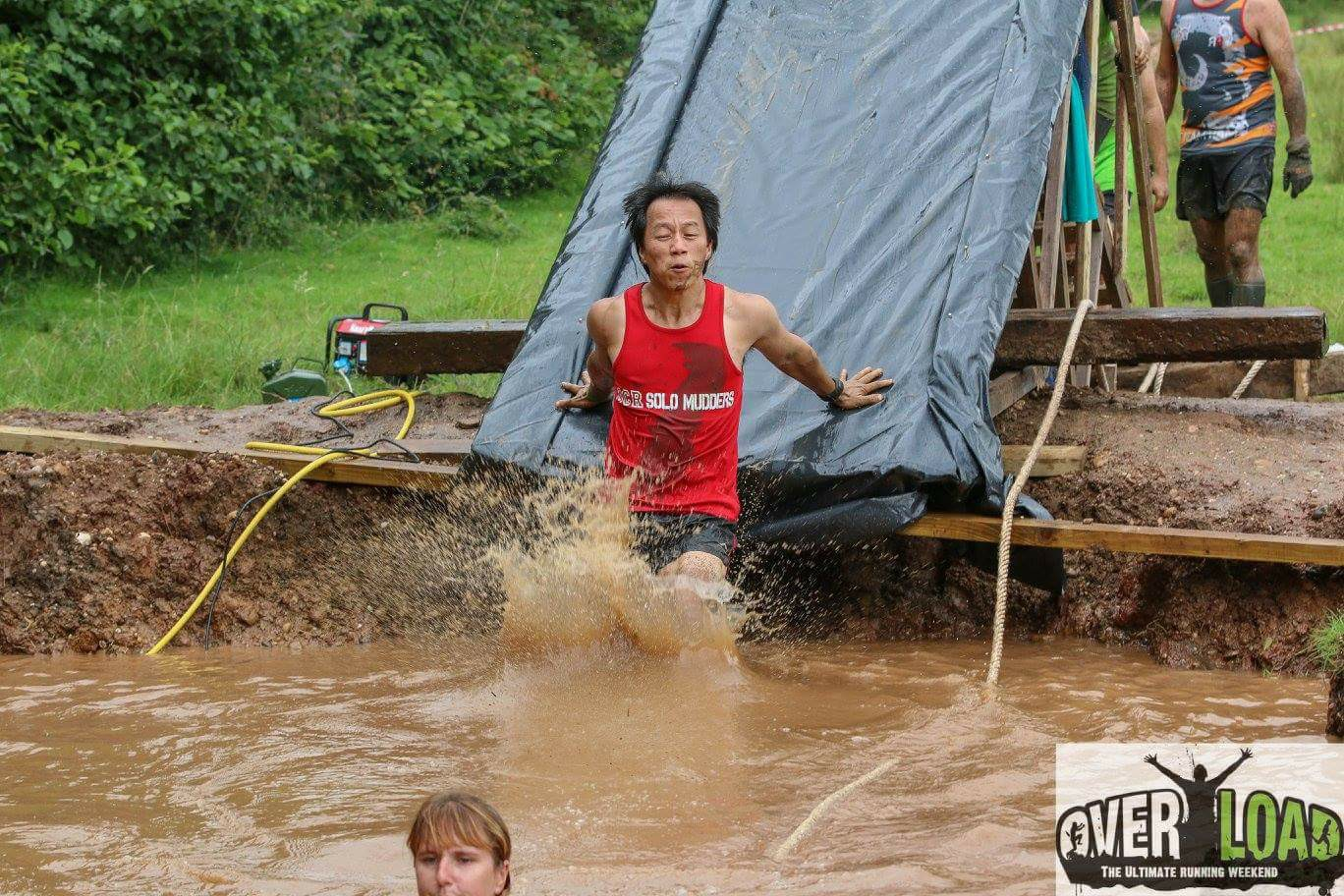 Overload water slide 3