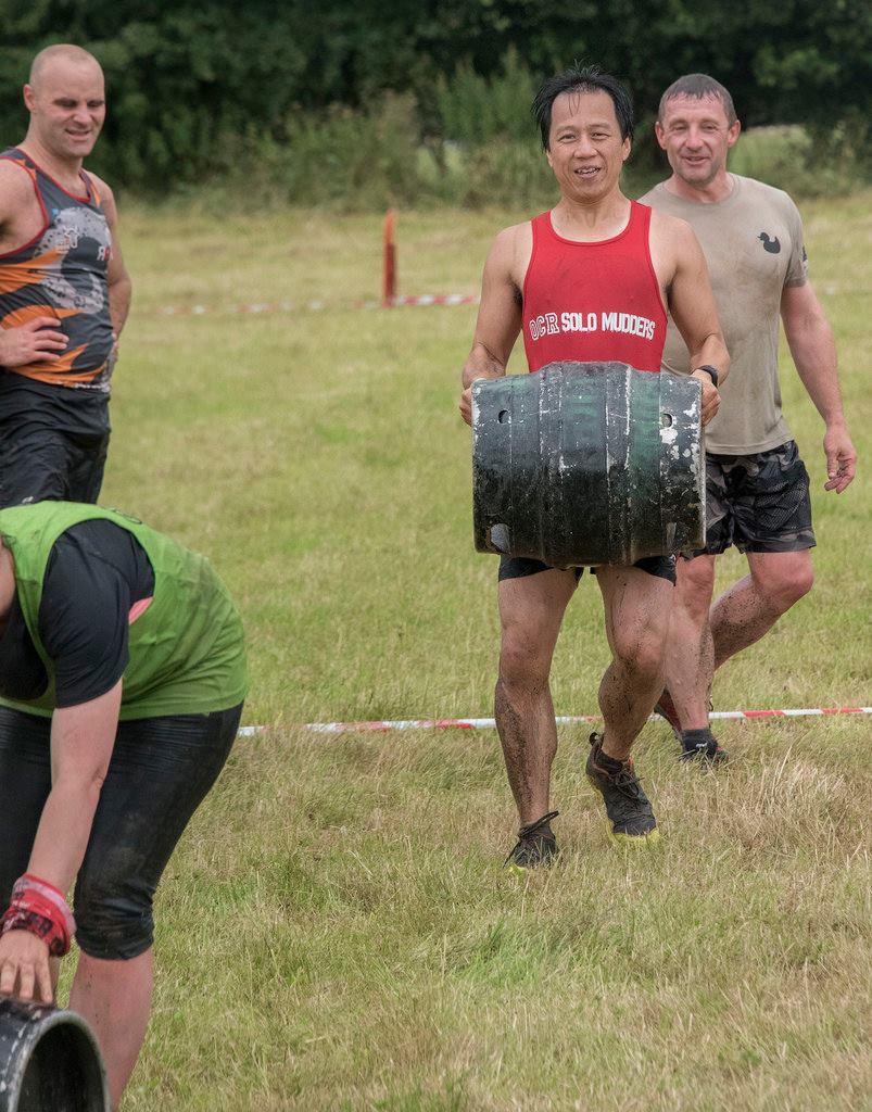 Overload Barrel Carry