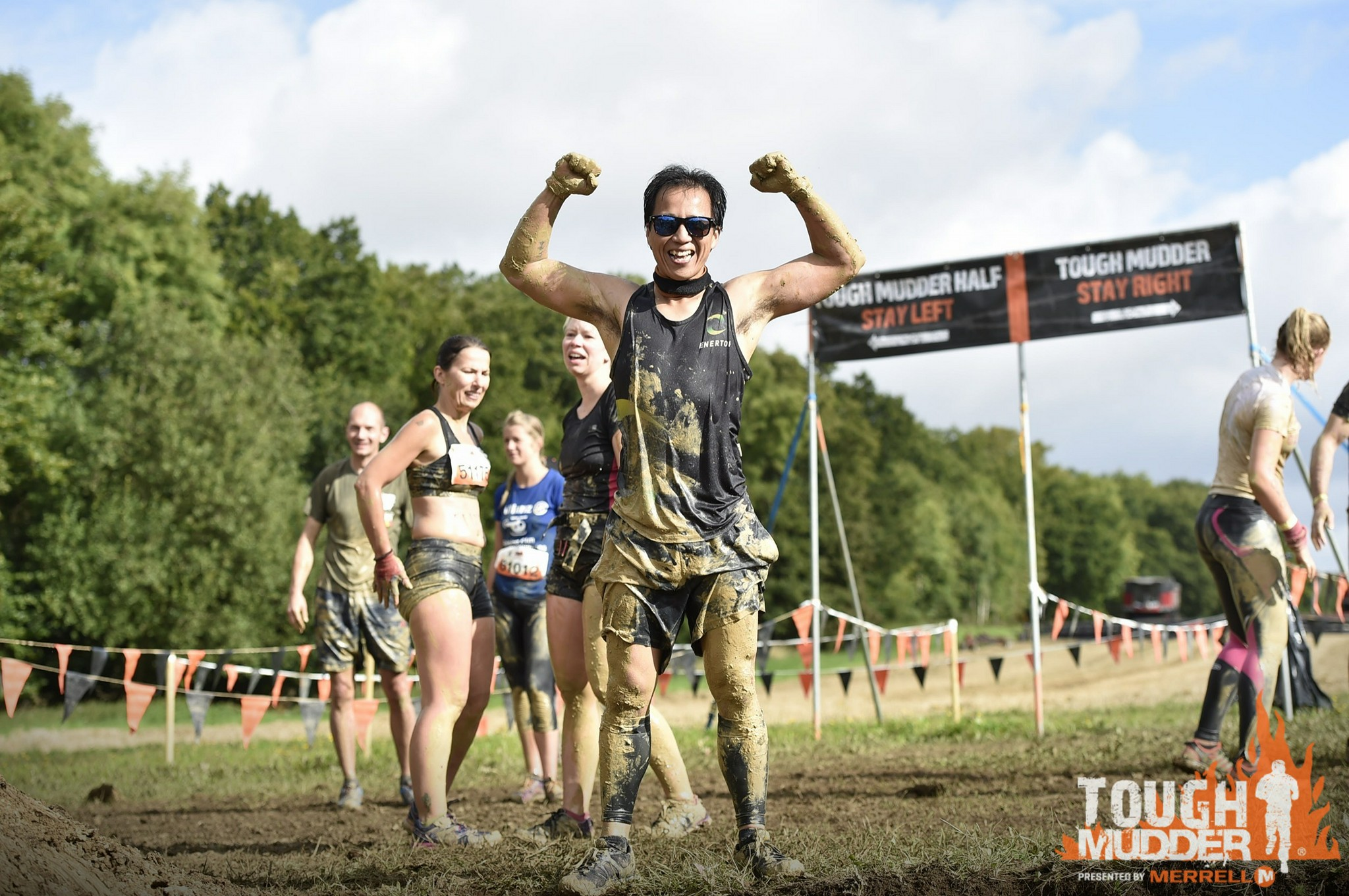 Tough Mudder South West Mud Mile 2