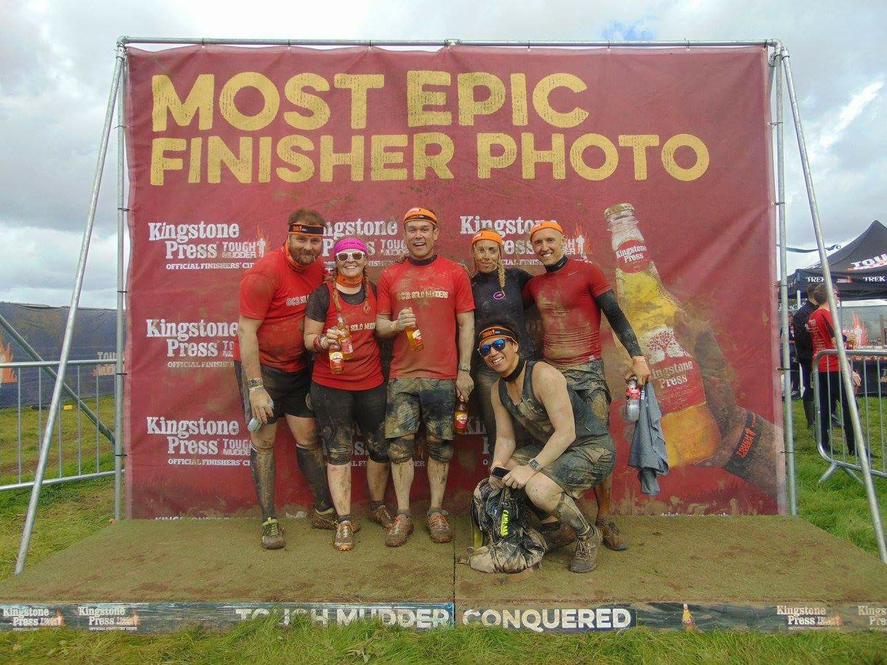 Tough Mudder South West Kingstone Press