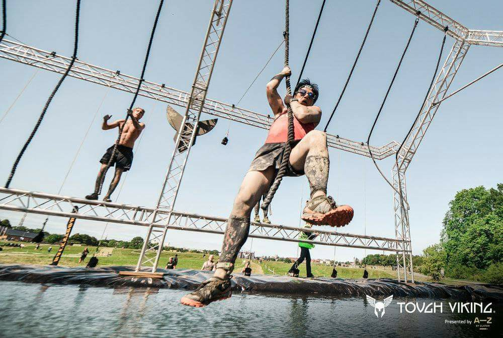 Tough Viking Water Swing