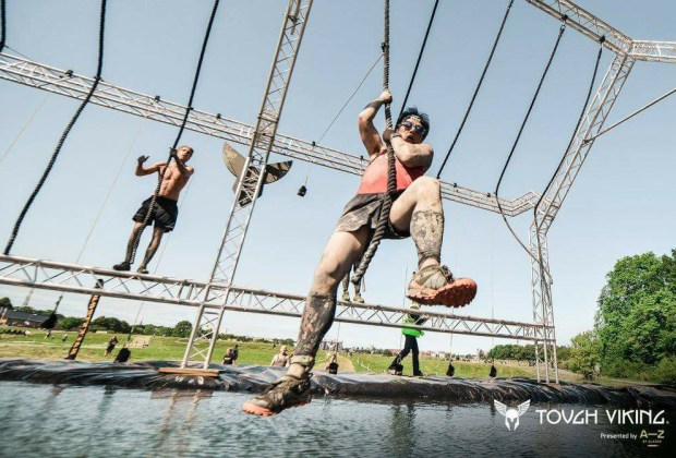 Tough Viking Water Swing