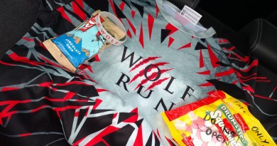Wolf Run Goodie Bag
