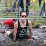 Tough Mudder north west kiss of mud
