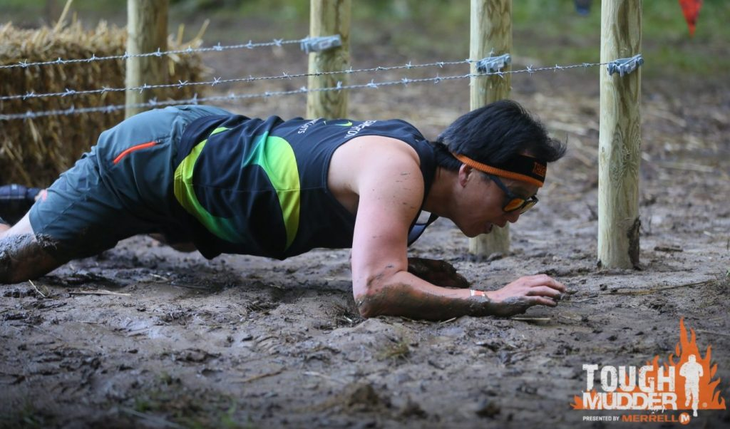 Tough Mudder London South BlockNess 7