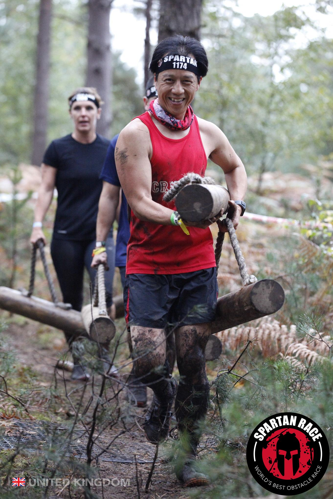 Spartan Windsor Sprint log carry