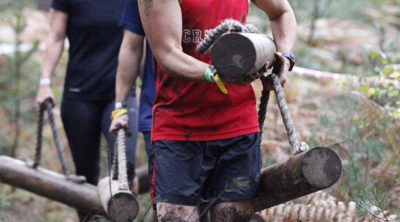 Spartan Windsor Sprint log carry