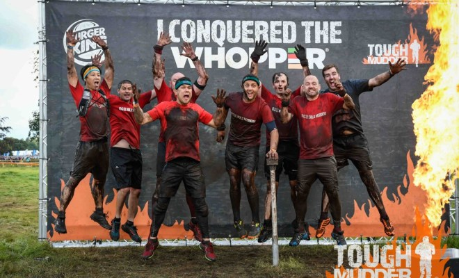 Tough Mudder discount code