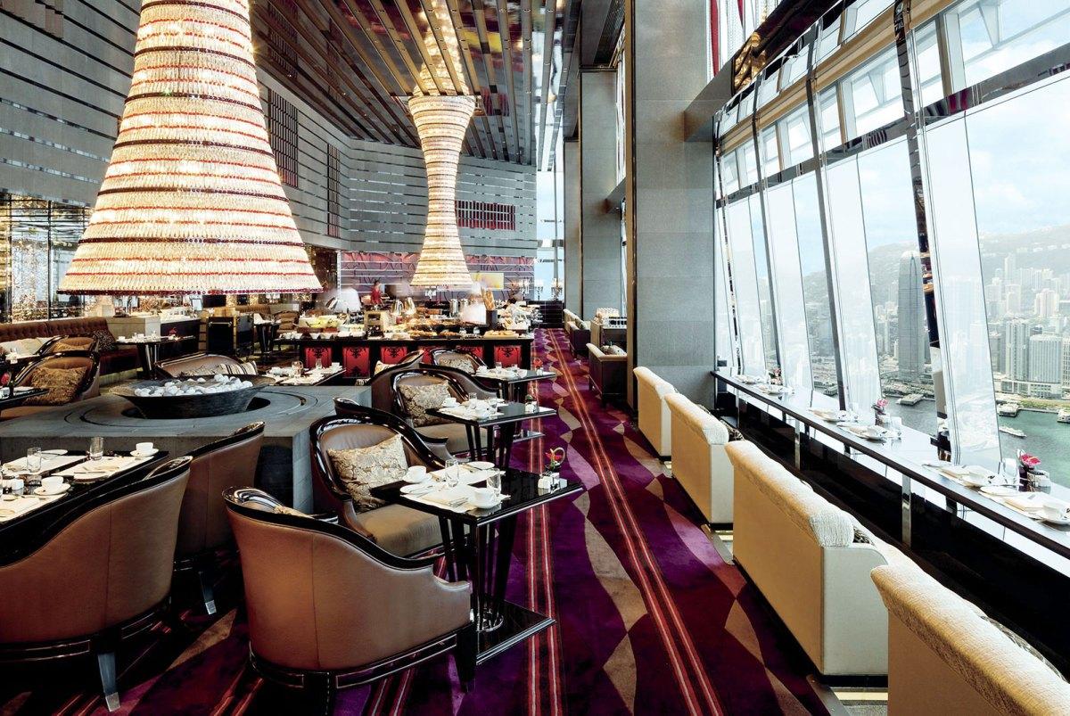 The Lounge & Bar at The Ritz-Carlton