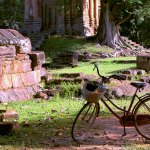 Cycling for Charity in Cambodia