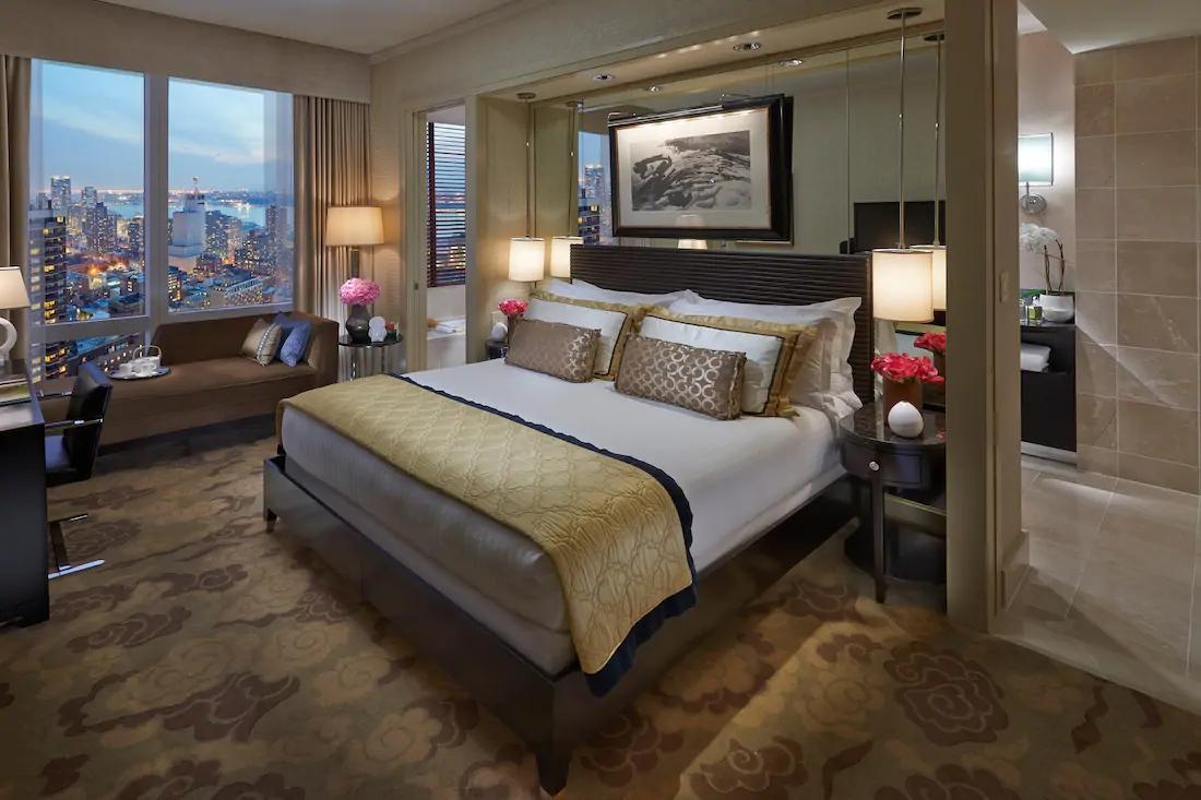 new york 13 room hudson river 3 result - Mandarin Oriental New York