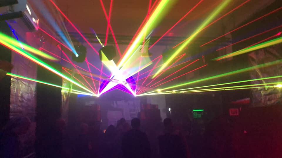 ricky spires laser shows