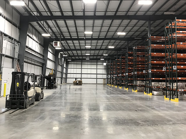 distrubution warehouse racking