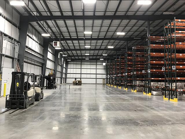 distrubution warehouse racking