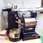 東京都台東区浅草にアポロ焙煎機を設置しました。