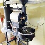 静岡市清水区に2キロ焙煎機を設置致しました。