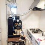 愛知県名古屋市にアポロ焙煎機を設置致しました。