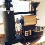 香川県高松市に2kg焙煎機を設置しました。