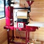 福島県大沼郡三島町に2kg焙煎機を設置しました。