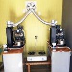静岡県磐田市にアポロ焙煎機を設置しました。