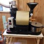 岩手県久慈市にナナハン焙煎機を設置しました。