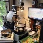 東京都武蔵野市にナナハン焙煎機を設置しました。