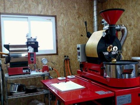 風のまち Coffee Roaster 野口珈琲店