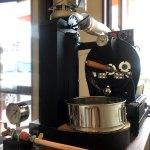新潟県秋葉市にアポロ焙煎機を設置しました。