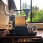 栃木県日光市にナナハン焙煎機を設置しました。