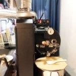 杉並区にアポロ焙煎機を設置しました。