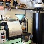 豆虎さんにナナハン焙煎機とアフターバーナーを設置致しました。