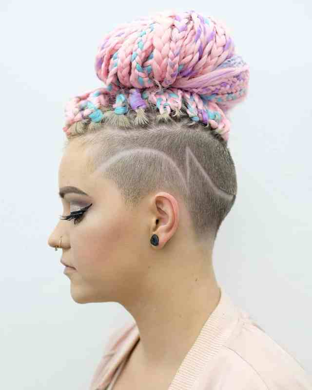 25 hot and sexy shaved sides hairstyles you should try asap